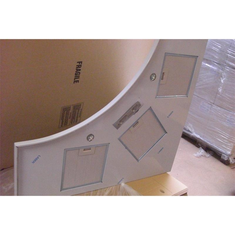 eckhaube iride edelstahl schiebeschaltung k che dunstabzug. Black Bedroom Furniture Sets. Home Design Ideas