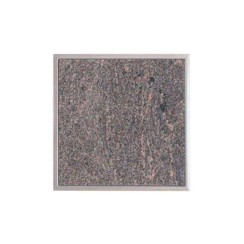 einbau granitfeld 510 mm edelstahlrahmen arbeitsplatte. Black Bedroom Furniture Sets. Home Design Ideas