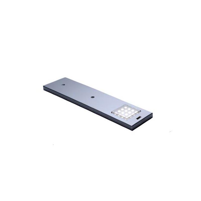Led unterbauleuchte 1er 5er set kuchenleuchte sensor for Unterbaustrahler küche