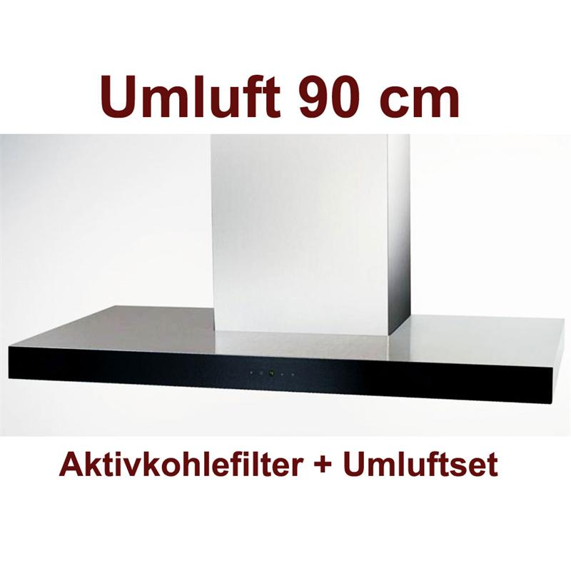 dunstabzugshaube als umlufthaube mit aktivkohlefilter und umluftset abzugshaube k che. Black Bedroom Furniture Sets. Home Design Ideas