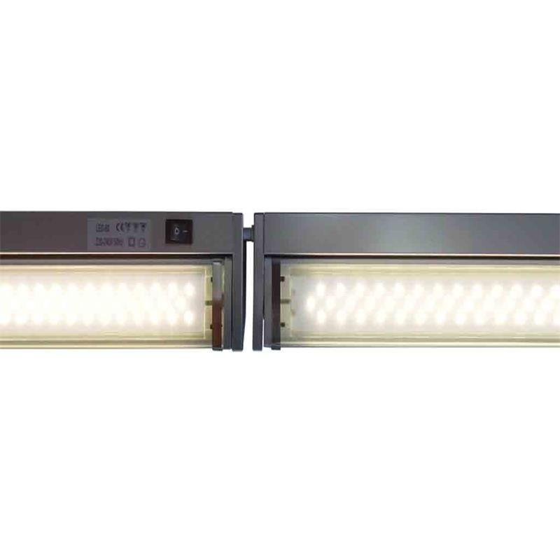 led schwenkleuchte neutralwei 900 mm unterbauleuchte 45 k che leuchte lampe ebay. Black Bedroom Furniture Sets. Home Design Ideas