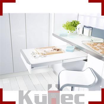 ausziehtisch topflex schubladen tisch ausziehbar k che beschlag ausziehtisch ebay. Black Bedroom Furniture Sets. Home Design Ideas