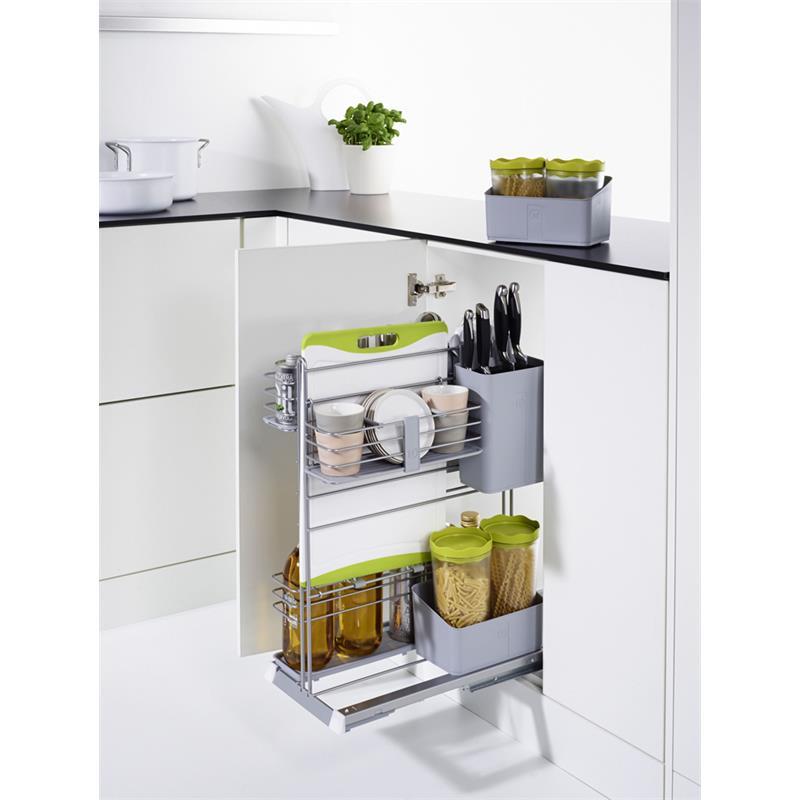 Kesseböhmer CookingAGENT modularer Schrankauszug Frontauszug Vollauszug Küche  eBay