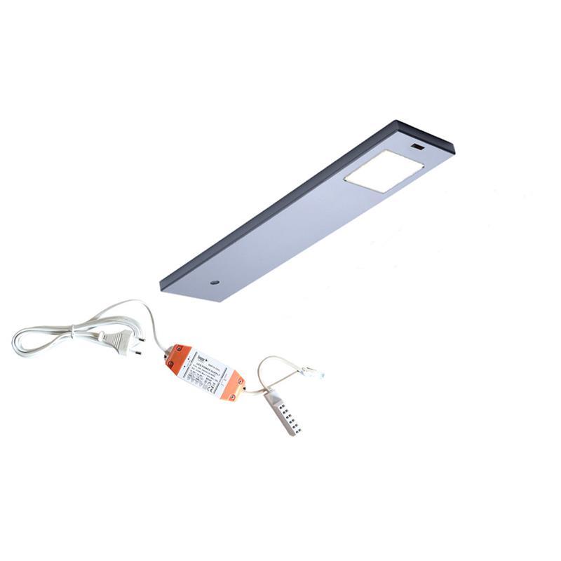 LED-Unterbauleuchte-ANGELO-1er-5er-Set-Kuechenleuchte-Sensor-Unterbaustrahler